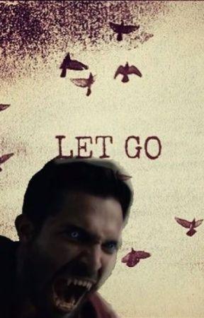 Don't Let Go - The Vampire Diaries/Teen Wolf Crossover - Derek Hale by GeorgiaIvoryEvans