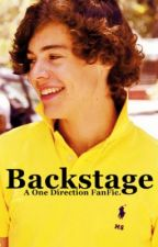 Backstage (One Direction) by MeggieEggie