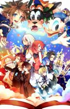 Kingdom Hearts Lemon Imagines by MsMistress