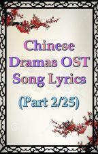 Dramas (Information) by Miyagami25