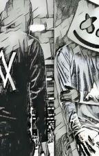 Naruto reencarnación de Marshmallow y Alan Walker(Actualizaciones lentas) by kuroy587