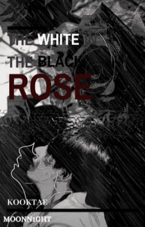 The white in the black rose  by -blacktear
