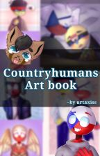 countryhumans [artbook] by _URXIE_