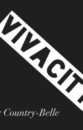 VIVACITY. by novelsbycb_