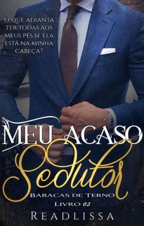 Meu Acaso Sedutor -Livro 2 Da Série: Babacas De Terno by readlissa