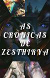 As Crônicas de Zesthirya cover
