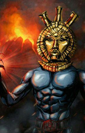 The Mad God (Dagoth Ur! Male! Reader! in RWBY) by Murko666