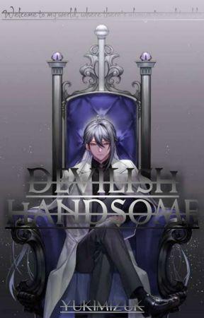 Devilish Handsome(Yandere Uke/Seme Khr X Seme/Uke Reader) by Yukimizuk