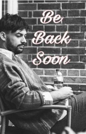 be back soon / ross macdonald  by elle1975x