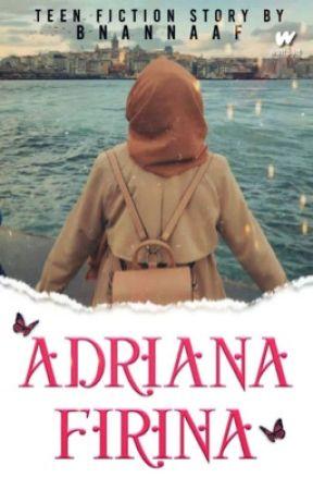 Adriana Firina ✔ by bnannaaF