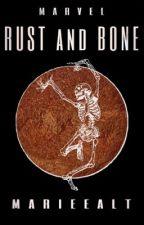 Rust and bone   Winter Soldier Bucky Barnes by Marieealt