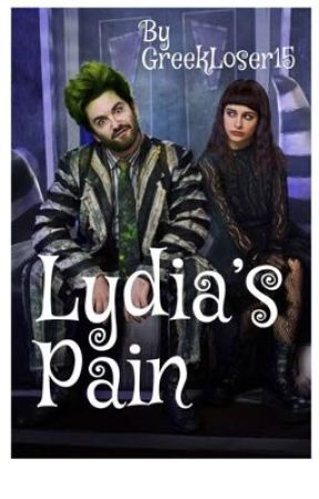 Lydia's Pain (Beetlejuice Fanfiction) by GreekLoser15