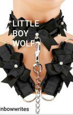 Little Boy Wolf by Rainbowwritesagenda