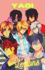 Aphmau Lemons (yaoi) by Kingolf4