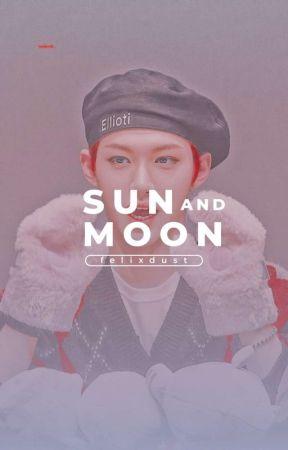 Sun and Moon by felixdust