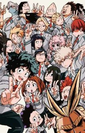Ask or Dare the Students of Class 1-A! by Shiro_Potato