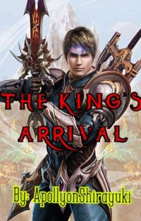 The King's Arrival (DISCONTINUED) cover