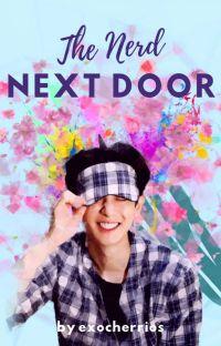 THE NERD NEXT DOOR ✔ cover