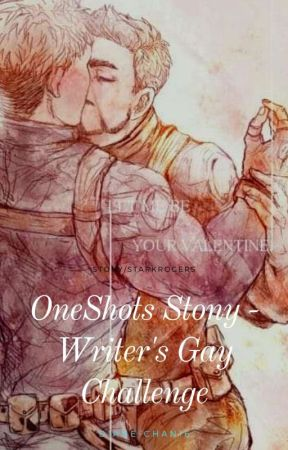 OneShots Stony - Writer's Gay Challenge by Diane-chan16