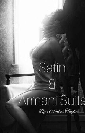 Satin & Armani Suits  by AmberTaylor444