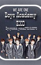 Boys Academy ✔️ EXO Fanfiction  by yoona_yona2791418279