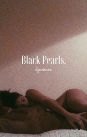 Black Pearls by dymemarie