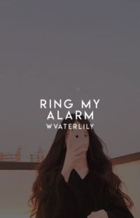RING MY ALARM cover