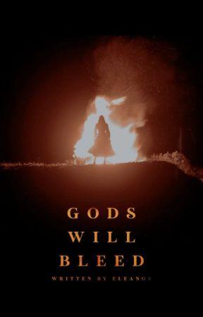 Gods Will Bleed ▸ Legolas Greenleaf by jasperhaIe