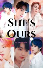 She Is Ours  #wattys2020  by CognizantMind