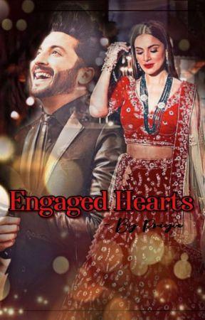 Engaged Hearts ✓ by Priyu644