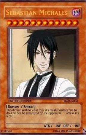A demon duelist by Ladyphantom5965
