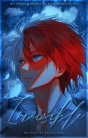 「INVISIBLE」➸Todoroki Shōto. by xElsyLight