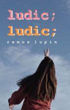 ludic • remus lupin by pottersgravity