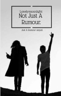 Not Just A Rumour ~ L.S (Instagram AU) cover