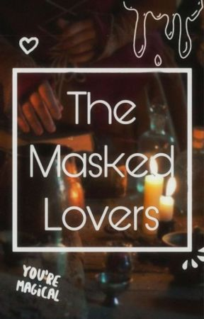 The Masked Lovers (Marvin the Magnificent x Jackieboy man) [ON HOLD] by _bbunny_blue