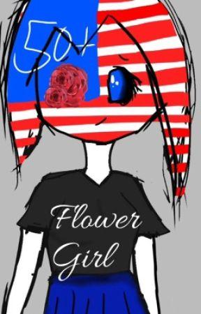Flower girl (RusAme) > (FemAmerica X Russia) > (America X Russia) (on hold) by Emerialaz