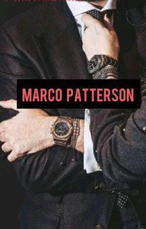 Marco Patterson #3°Livro Da Série Médicos. by Cynascimento
