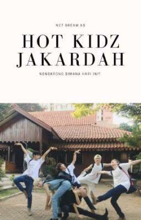 NCT DREAM AS : HOT KIDZ JAKARDAH ☀️ by brownteddyhyuck