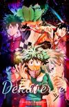 Watching Izuku in Different Worlds (Bnha) cover