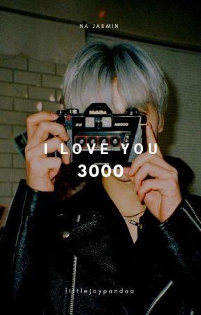 [✅]I Love You 3000 | Na Jaemin by littlejoypandaa