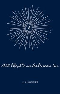 All the Stars Between Us (lesbian) (gxg) cover