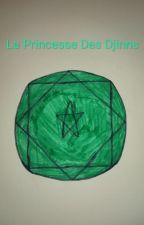 La Princesse Des Djinns by DjinnFox