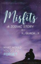 Misfits: A Zodiac Story by x_Quack_x