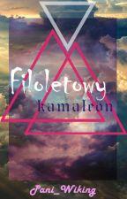 Fioletowy kameleon   Krótkie by Pani_Wiking
