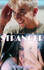 Stranger // Daniel Seavey by noemiexalpha