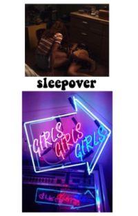 sleepover ♡ elmax  cover