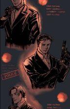 Batfam Mafia by Sammy_freak