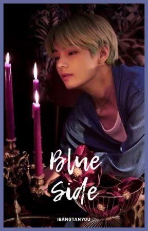 Blue Side ❧ V by ibangtanyou