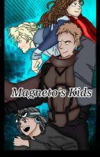 Magneto's Kids by Minnowpelt