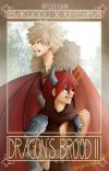 DRAGON'S BROOD II (Kirishima x Bakugou) cover
